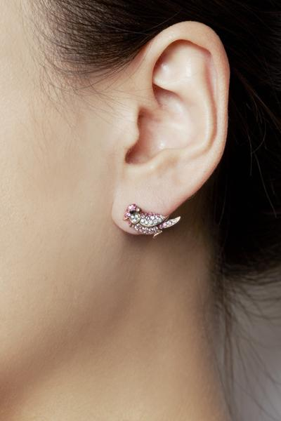 Little Bird Earring