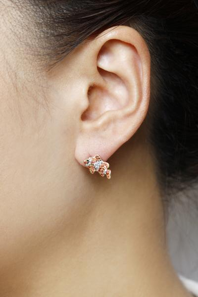 Small Fish Earring