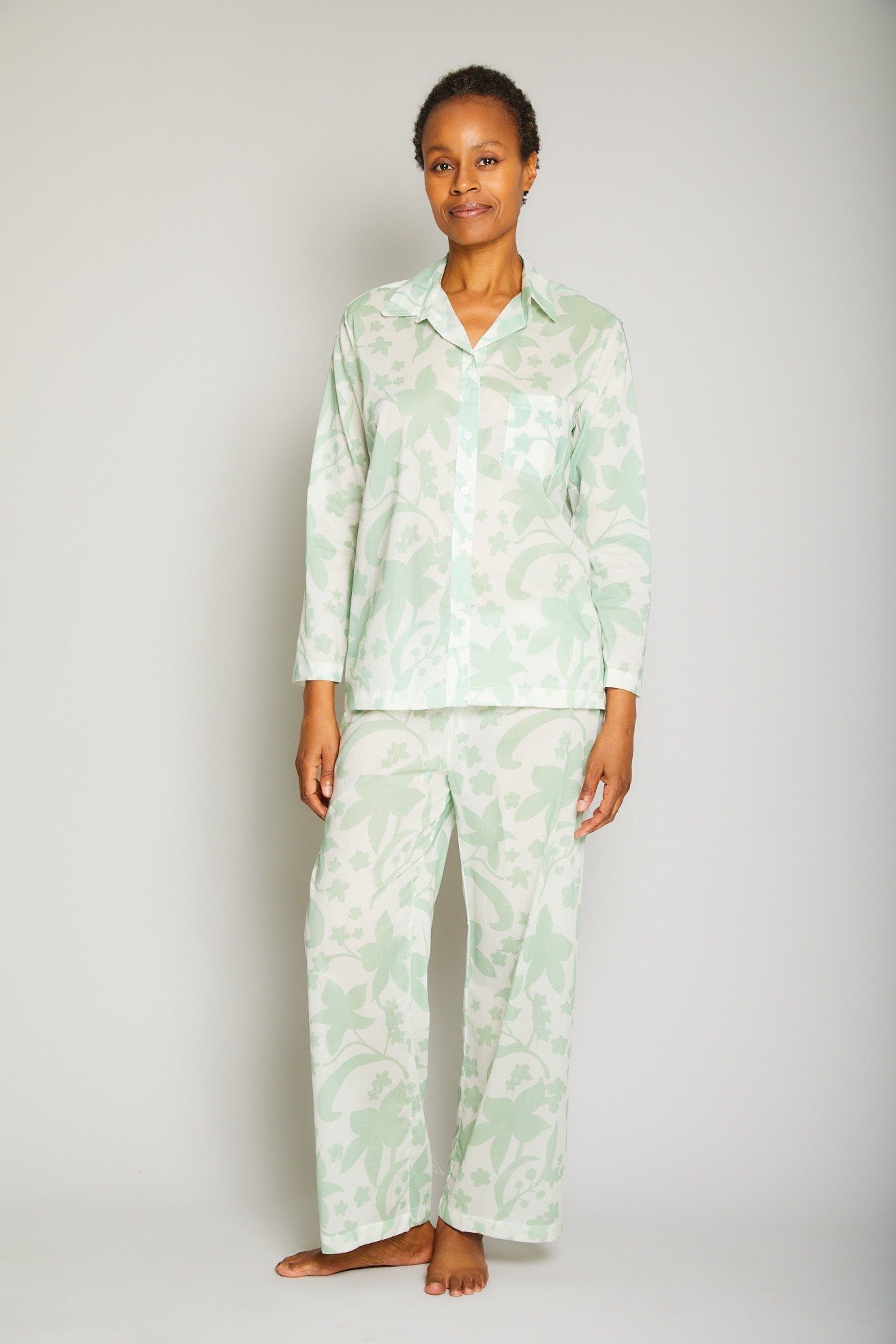 Hawaiian Pajama Set