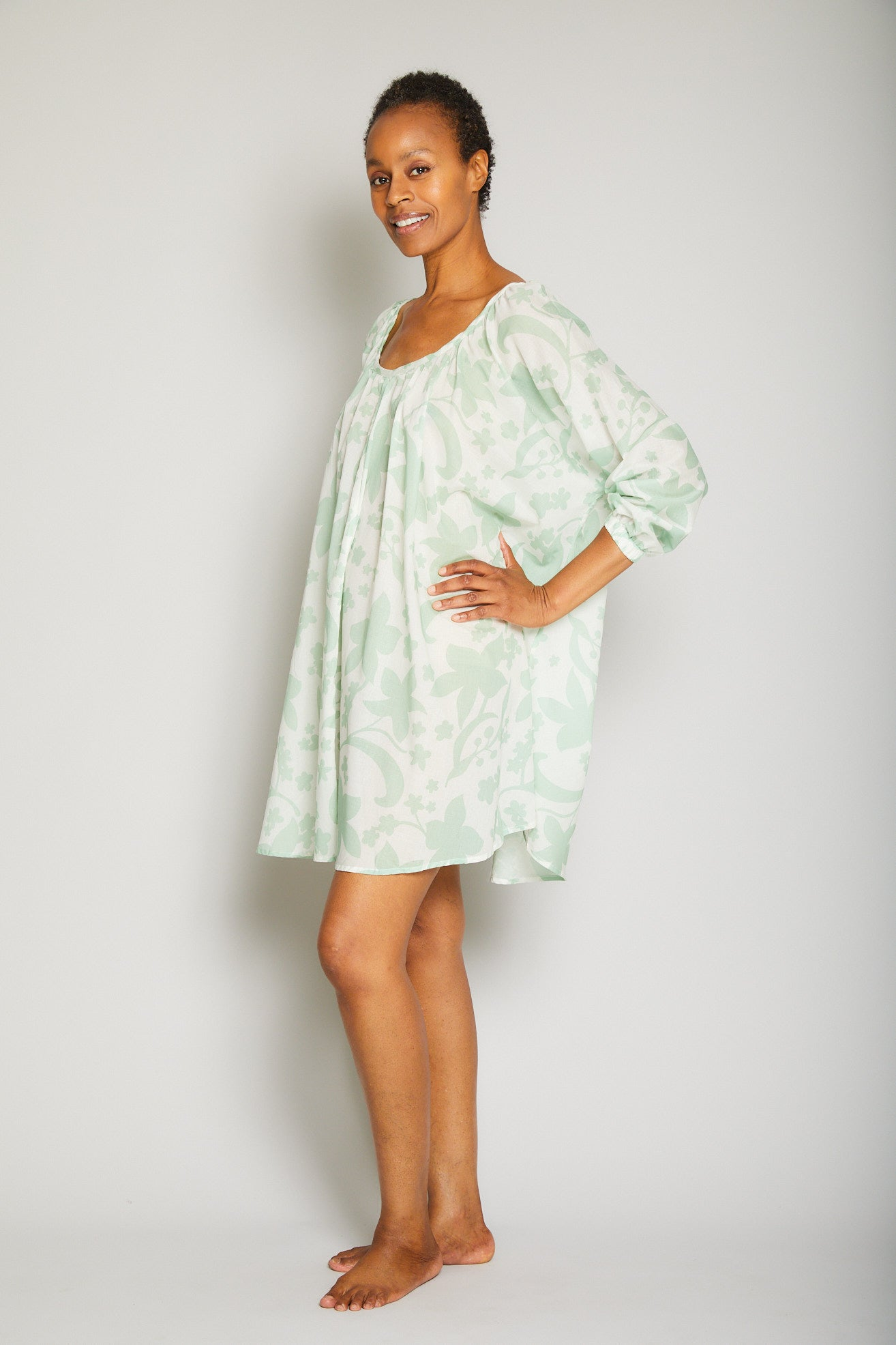 Hawaiian Maley Tunic