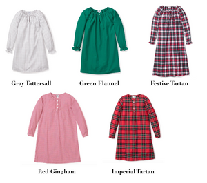 Petite Plume Women's Holiday Nightgowns & Nightshirts