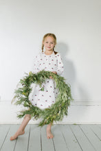 Load image into Gallery viewer, Petite Plume Girl's Holiday Nightgowns