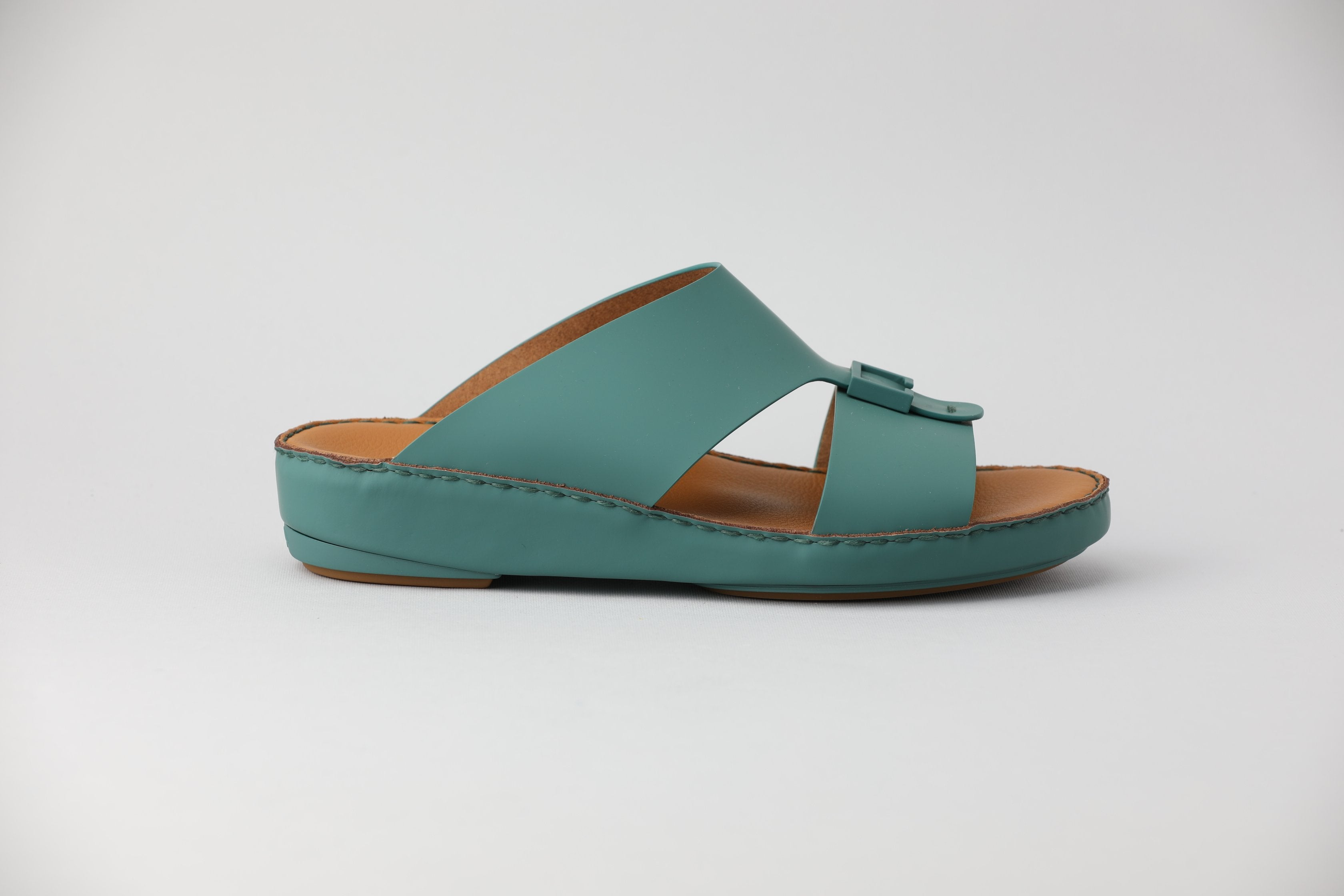 Aldo Diamond Light Green Arabic Sandal (4061CMATTE)