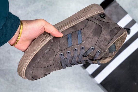 ADIDAS NEW SUEDE THERMAL SHOES