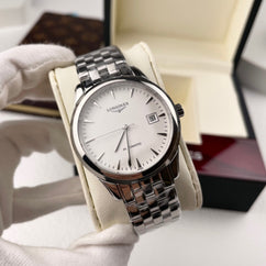 LONGINES STEEL WATCH