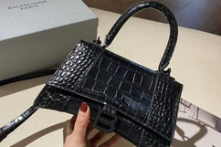 BALENCIAGA 19 NEW HOURGLASS BAG