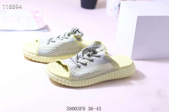 ADIDAS YEEZY BOOST COCONUT SLIPPERS