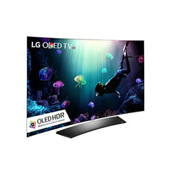 LG CURVED SMART TV 55 INCHES