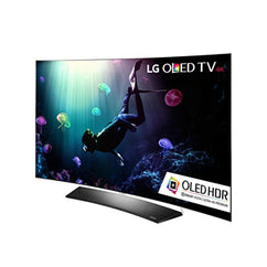 LG CURVED SMART TV 65 INCHES