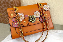 COACH CAMELLIA SERIES BAG
