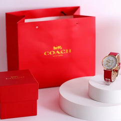 COACH CARRY GALLOP PERRY SERIES WATCH