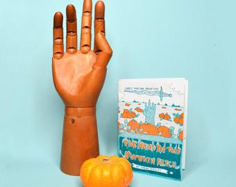 The Hand In The Pumpkin Patch Zine