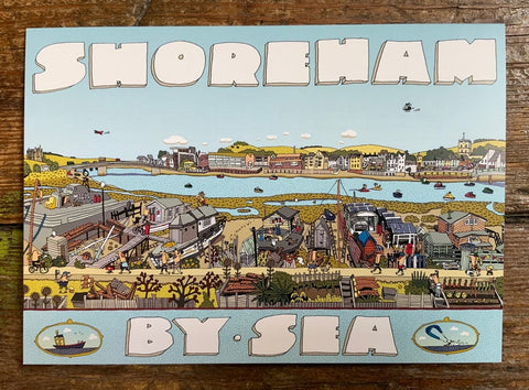 SHOREHAM CARD