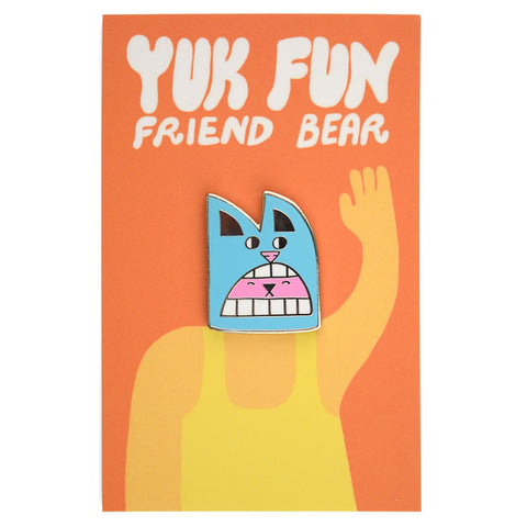 YUK FUN Enamel Pins