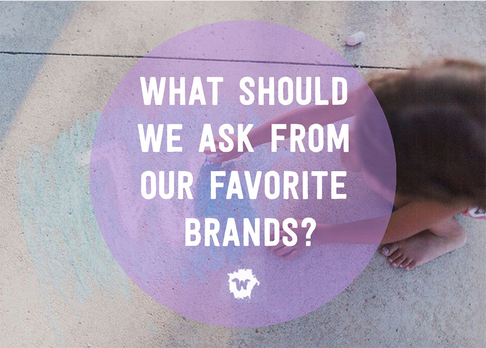 What Should We Expect From Our Favorite Brands?