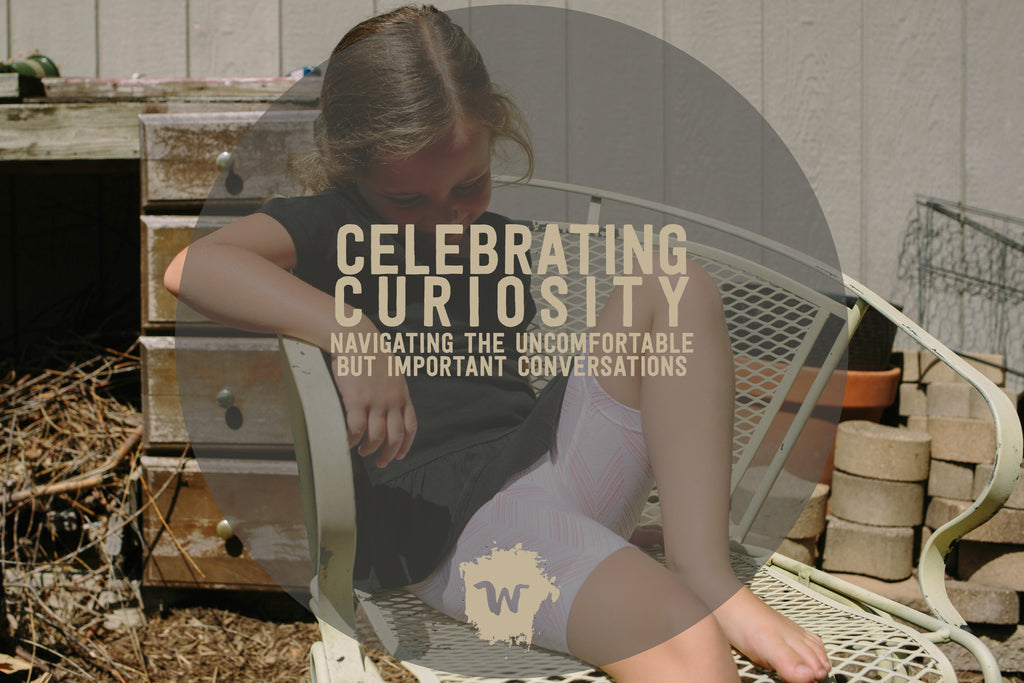 Celebrating Curiosity: Navigating the uncomfortable but important conversations