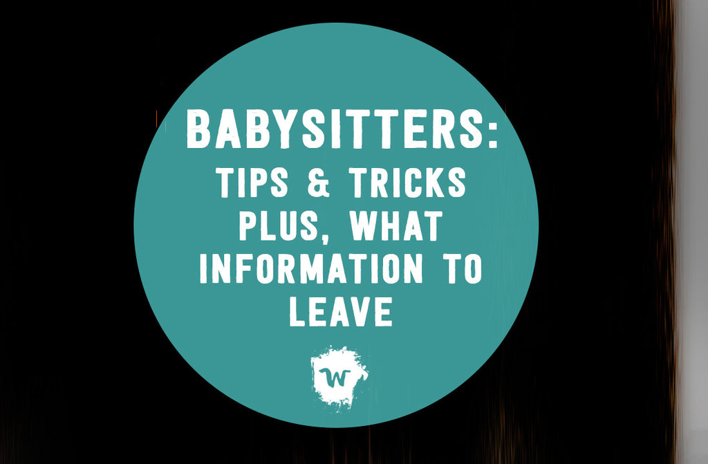 What Information Should I Leave With My Babysitter?