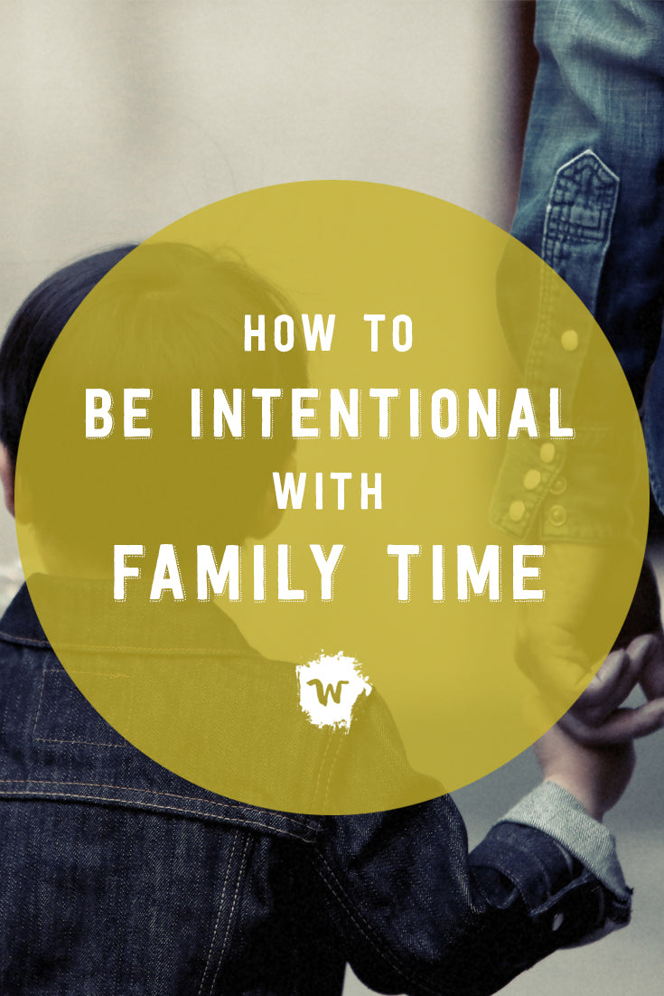 Here are some practical steps you can take to be a more mindful parent and make more time for what matters most - family.