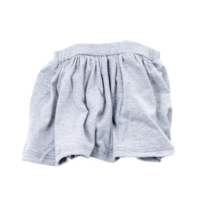 Heather Gray Everyday Skirt - Wildly Co.