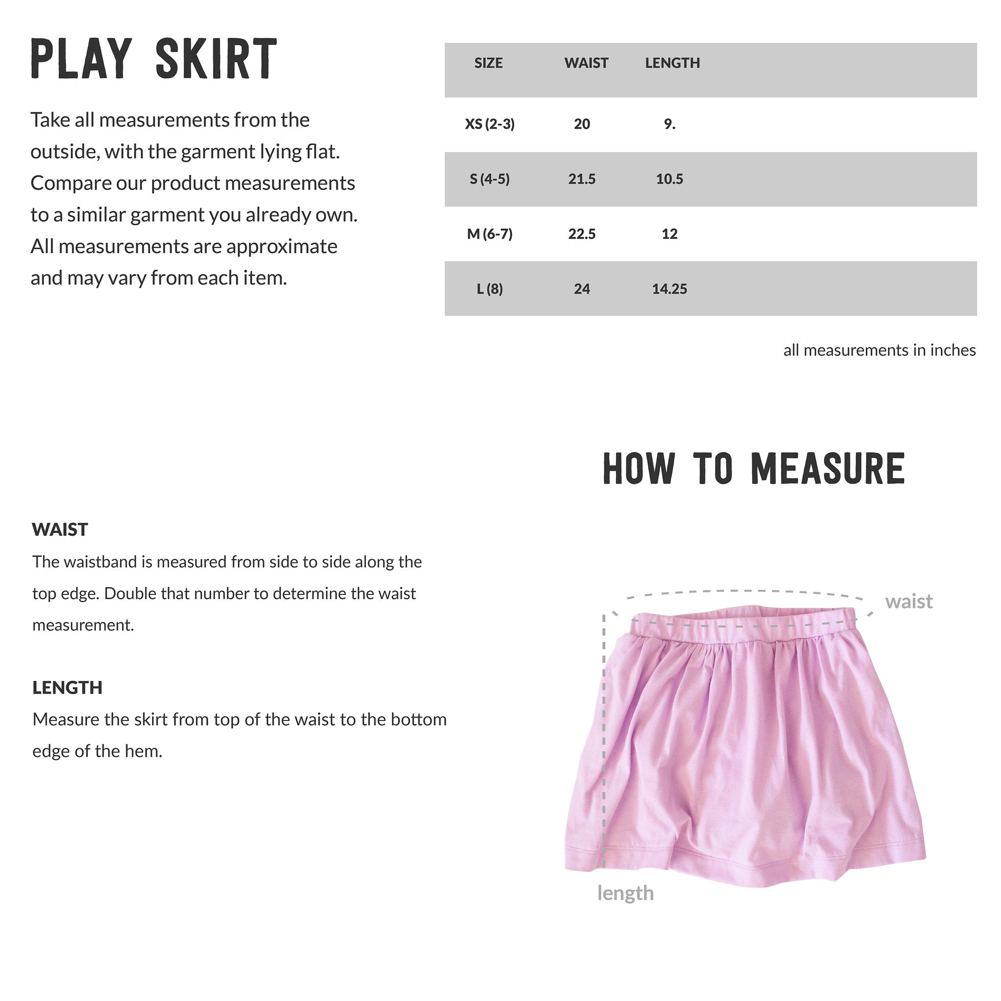 Orchid Play Skirt - PRE-ORDER - Wildly Co.