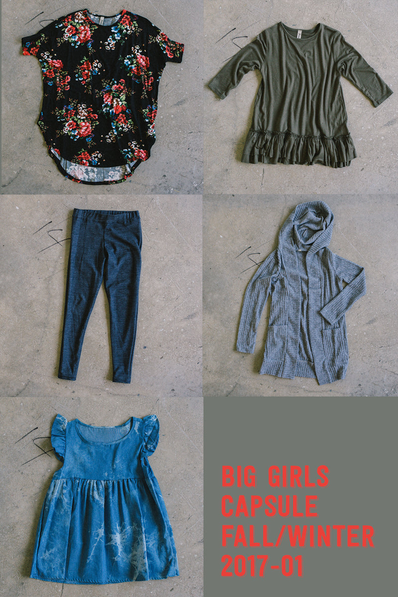 Big Girls Capsule Fall/Winter 2017-01