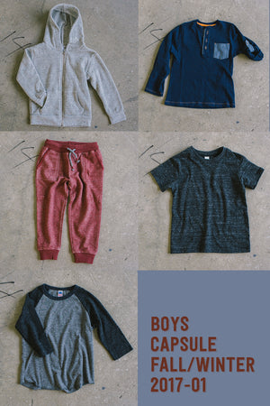 Boys Capsule Fall/Winter-01