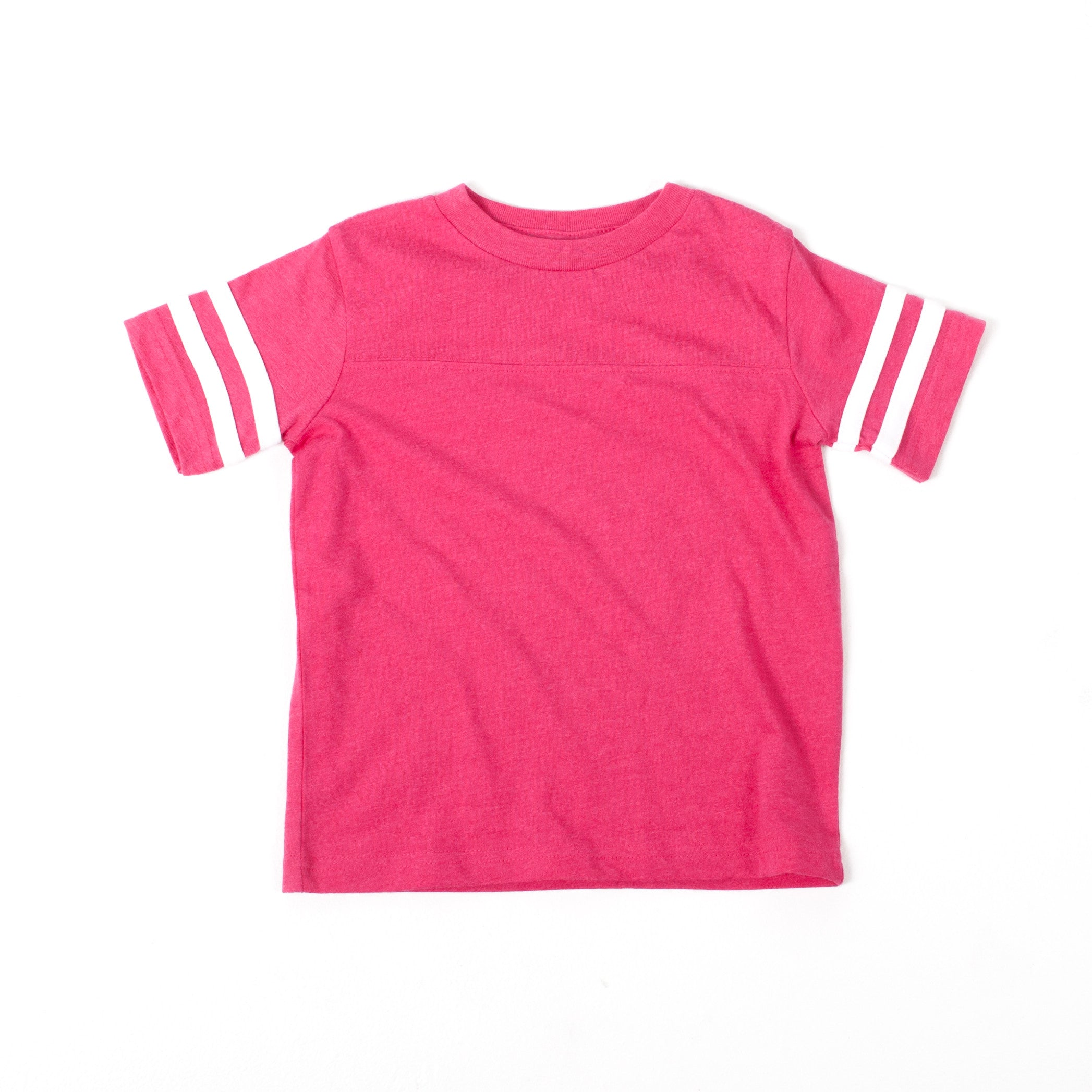 Pink Football T
