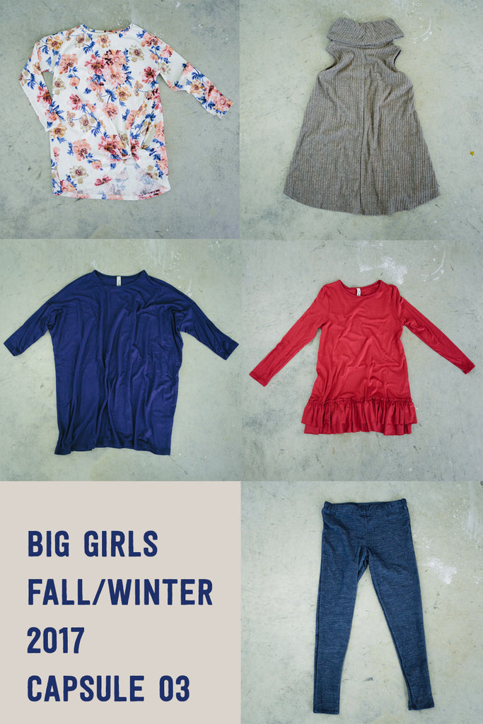 Big Girls Capsule Fall/Winter-03