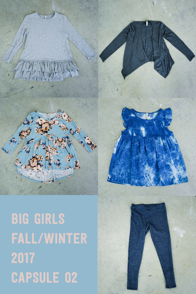 Big Girls Capsule Fall/Winter-02