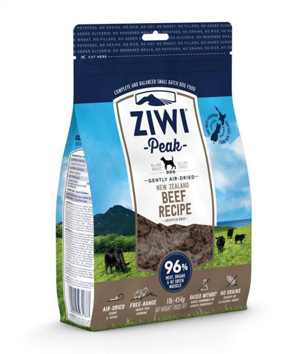 Ziwi Peak - Beef Air Dried Dog Food