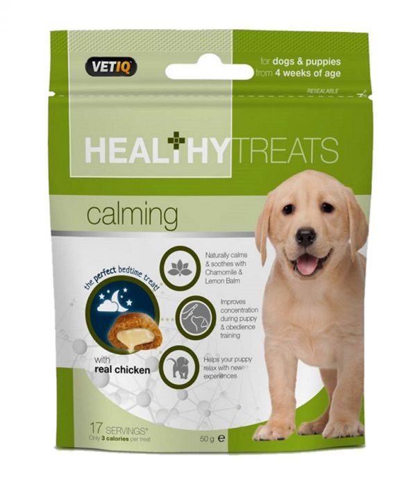 Vet IQ - Healthy Treats Calming for Puppies (50g)