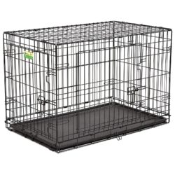 MidWest - Contour Double Door Dog Crate