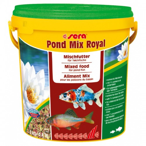 Sera - Pond Mix Royal