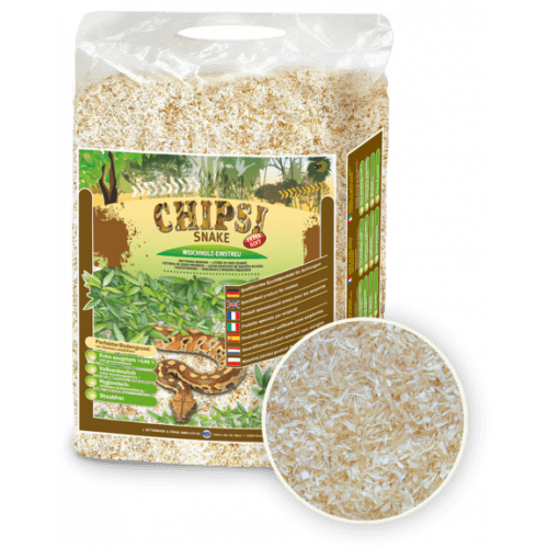 CHIPSI - SNAKE BEDDING - 2KG