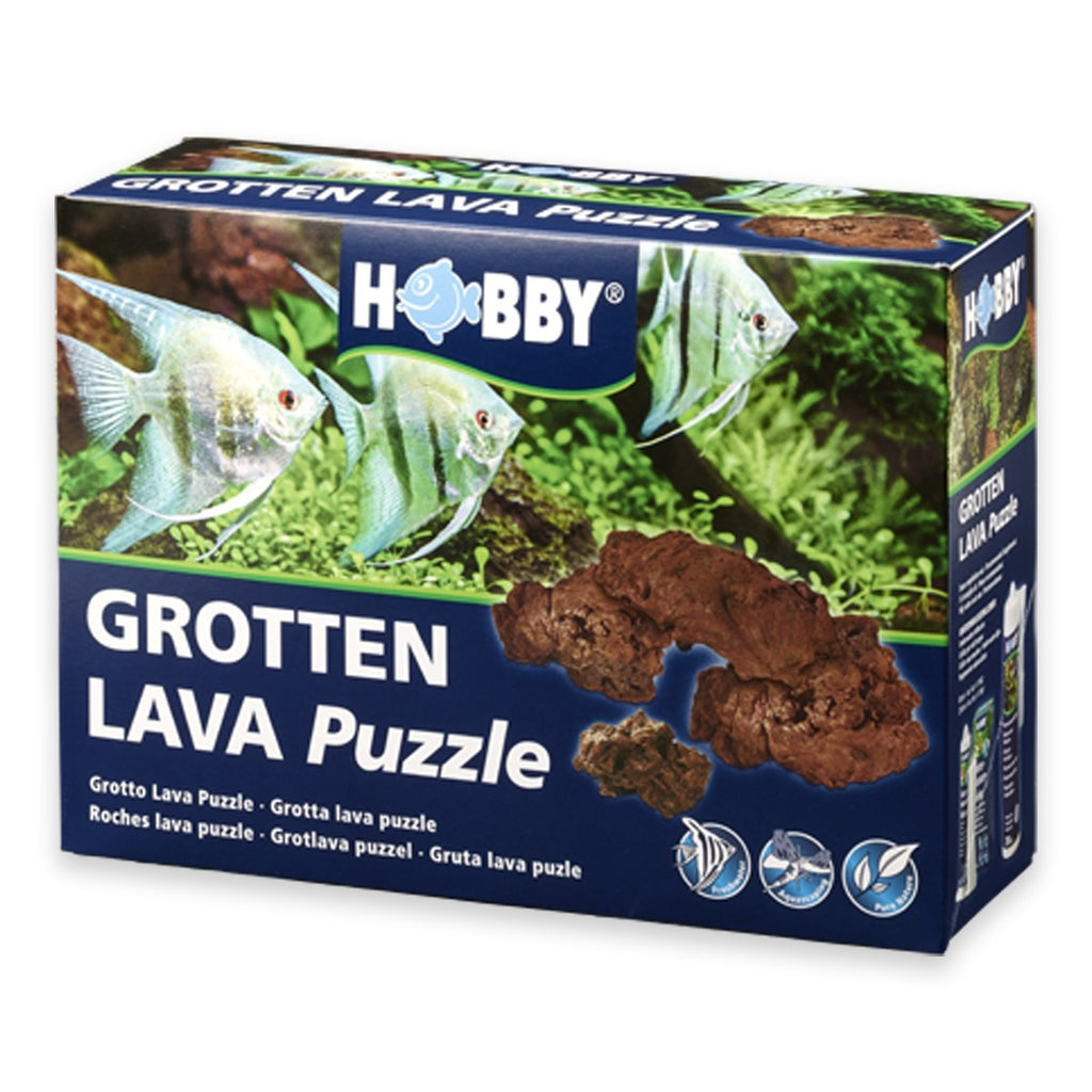 Hobby - Grotto Puzzle Lava Approx (1.2kg)