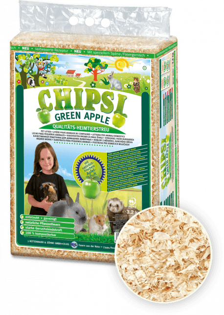 Chipsi - Plus Green Apple (3.2kg)
