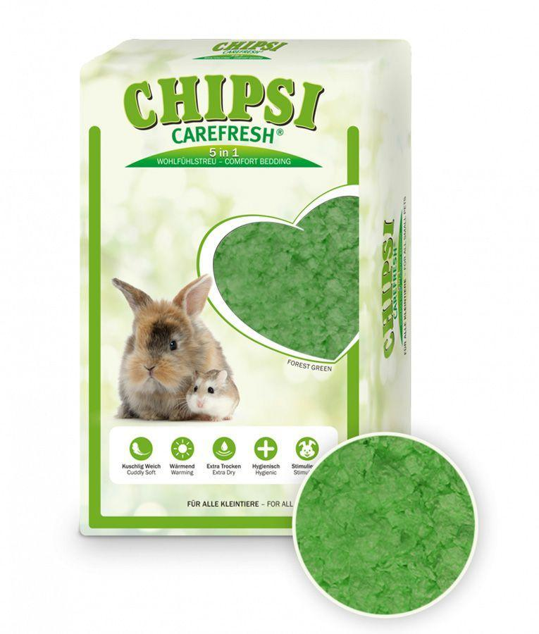 Chipsi - Carefresh Forest Green (60L)