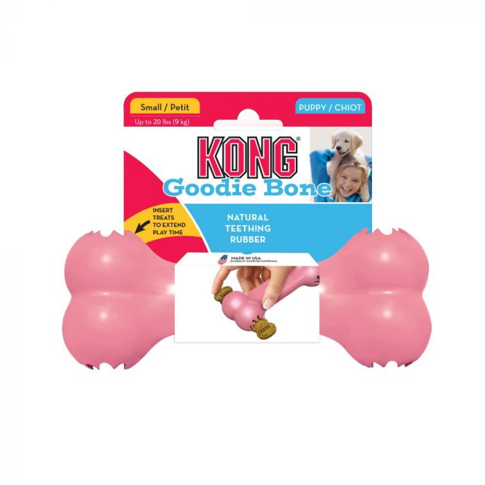 Kong - Puppy Toy Puppy Goodie Bone