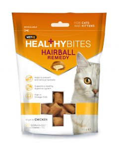 Healthy Bites - Hairball Remedy Cats/Kittens