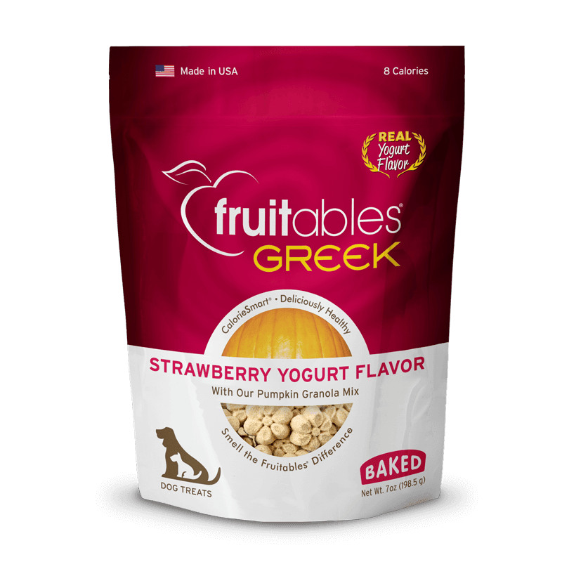 Fruitables - Greek Strawberry Yogurt(198gr)