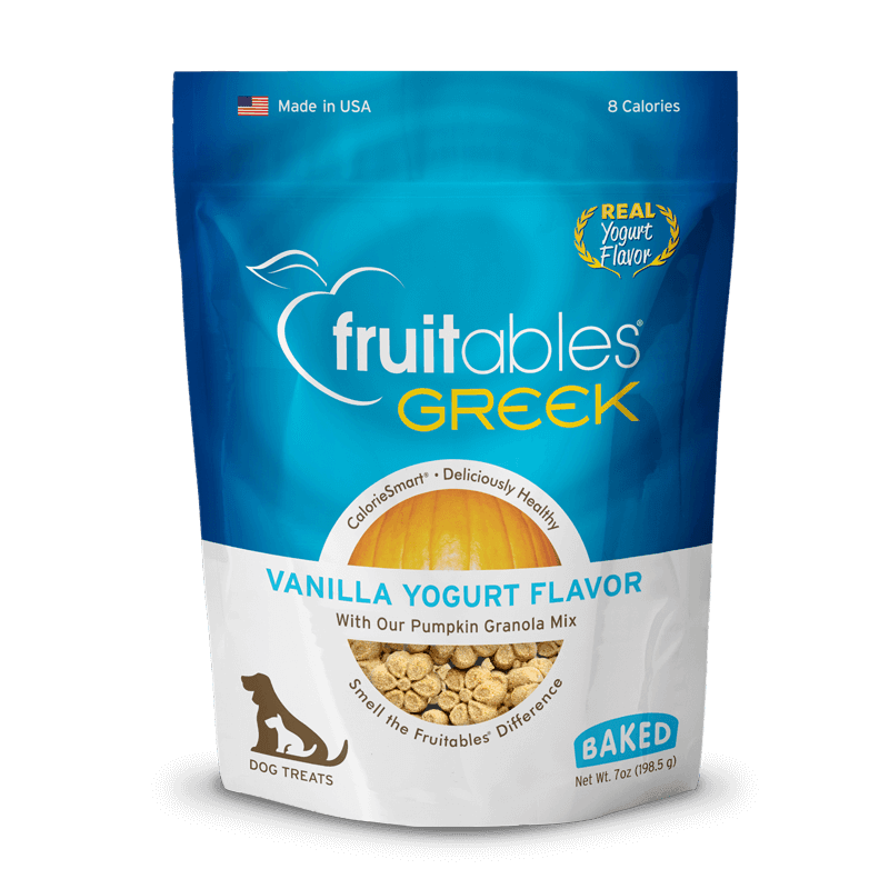 Fruitables - Greek Vanilla Yogurt (198gr)