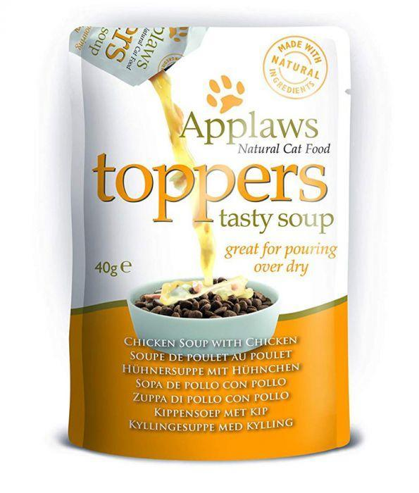 Applaws - Cat Topper Chicken Soup