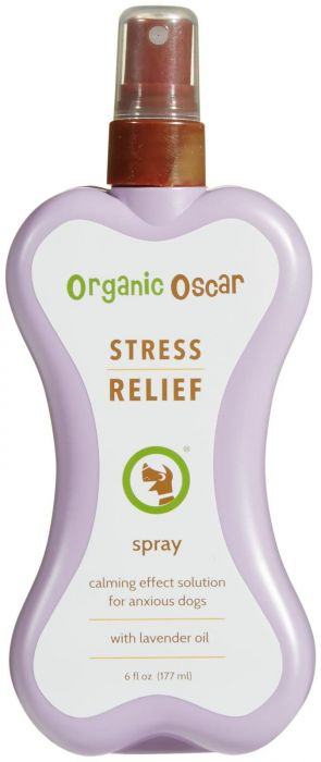 Organic Oscar - Stress Relief Spray (6oz)