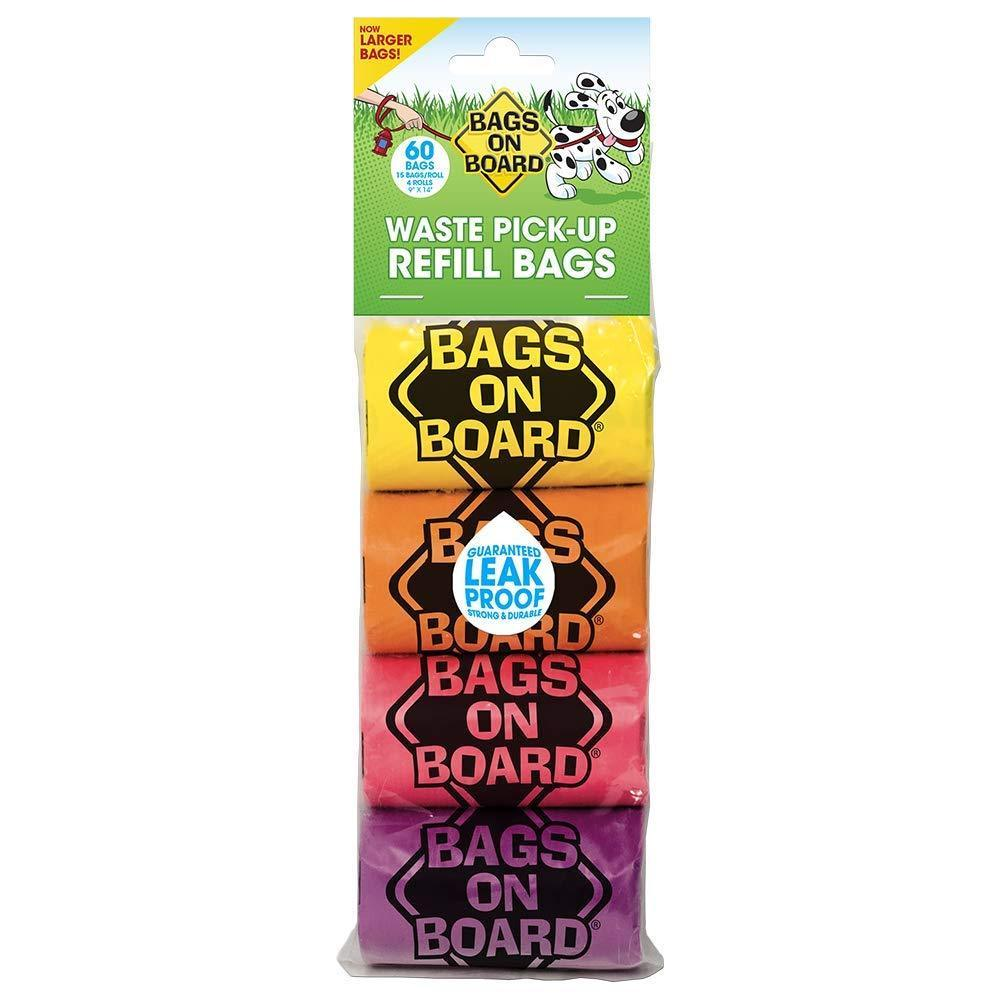 Dog Waste Pick Up Refill Bags