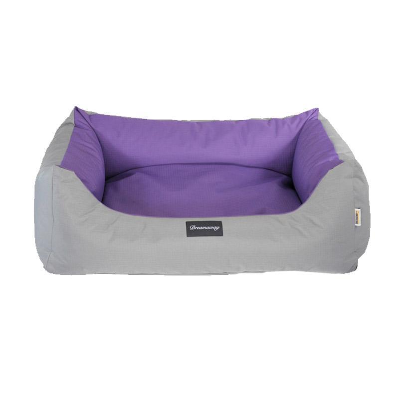 Fabotex - Boston Petit Sofa Purple/Grey