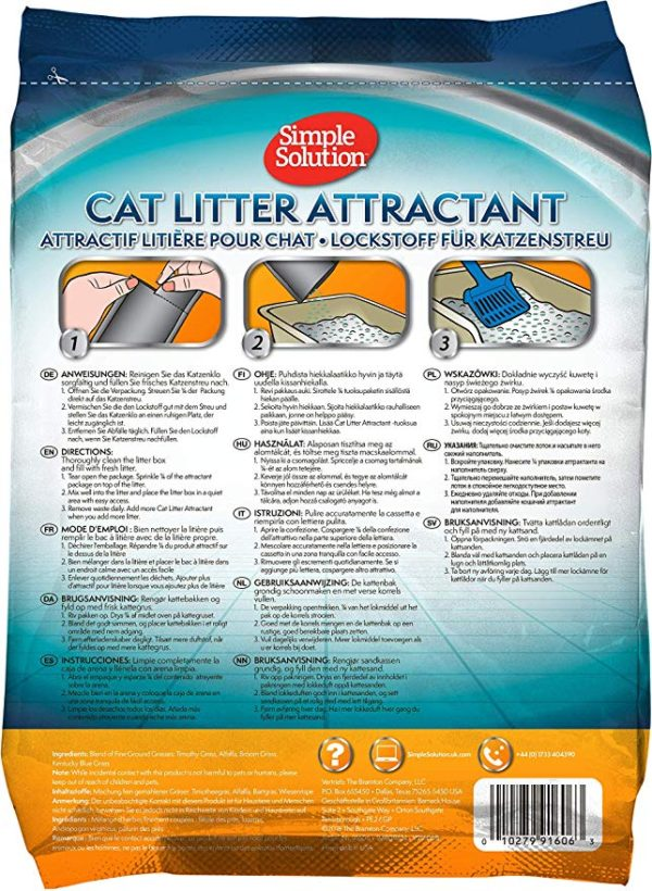 Simple Solution - Cat Litter Attractant (255gr)