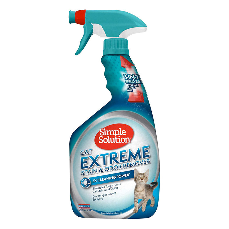 Simple Solution - Extreme Cat Stain & Odor Remover (500ml)