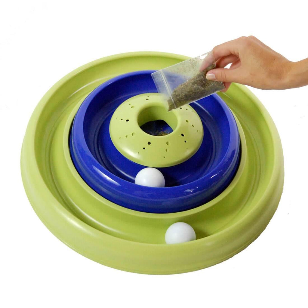 Interactive Catnip Cat Toy
