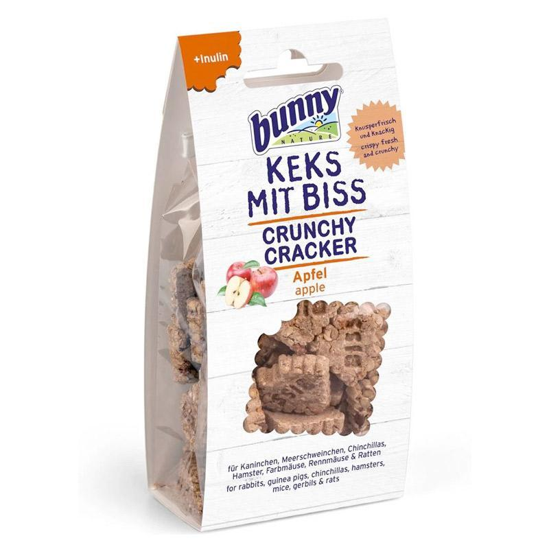 Bunny Nature - Crunchy Cracker with Apple (50g)