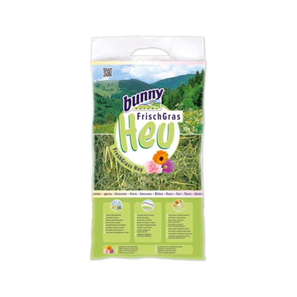 Bunny Nature - FreshGrass Hay Blossoms (500g)